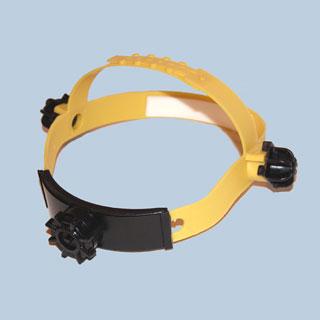 Реечный наголовник маски сварщика нн-10